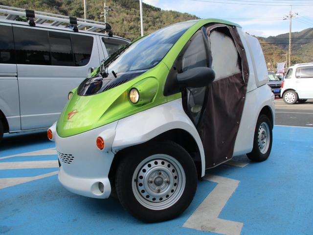 トヨタ コムス デリバリー 100V充電 1充電57Km
