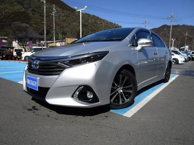 トヨタ S Cパッケージ 純正ナビ・ドライブレコーダー・バックカメラ