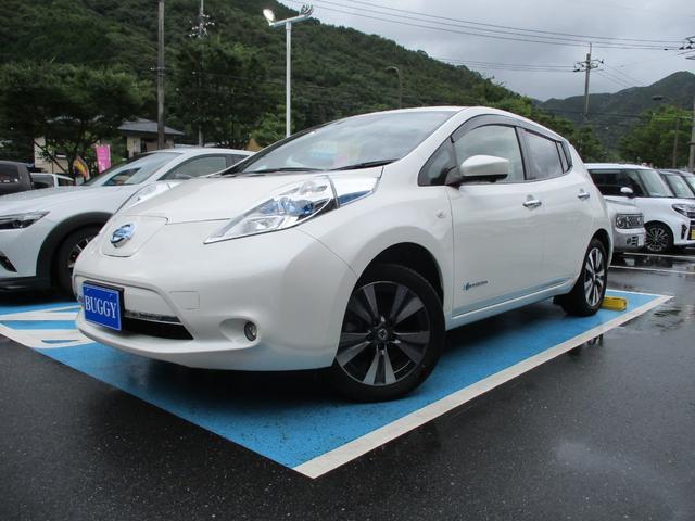 日産 リーフ G(30kwh) 電気自動車