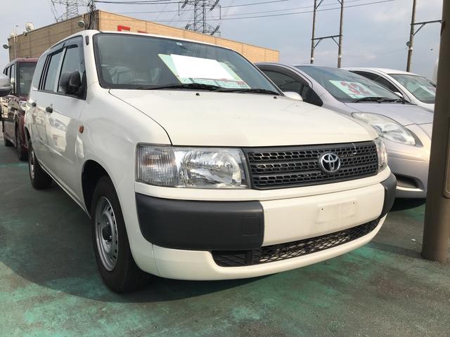 トヨタ DXコンフォートパッケージ ナビ TV 商用車 エアコン