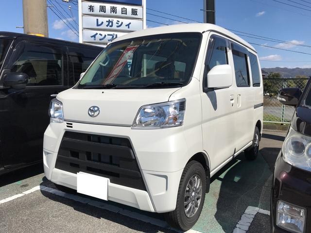 トヨタ クルーズターボ SAIII AC AT 両側スライドドア