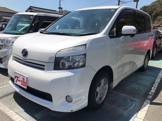 トヨタ X Lエディション 両側電動スライドドア バックカメラ AW