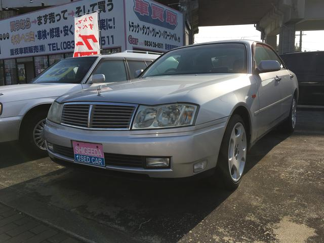 日産 300LV 純正ナビ ETC パワーシート