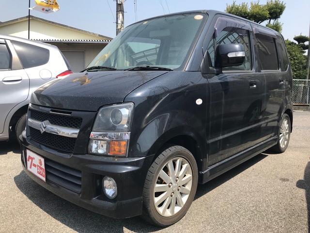 RR-Sリミテッド 軽自動車 ブルーイッシュブラックパール3(1枚目)
