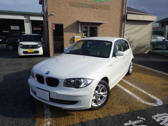 BMW 116i レザー ETC