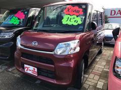 タントX SAIII プッシュスタート ナビTV ETC 電動格納ミラー 片側電動スライドドア シートヒーター