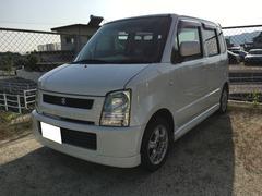 ワゴンRFX−Sリミテッド 軽自動車 コラム4AT エアコン アルミ