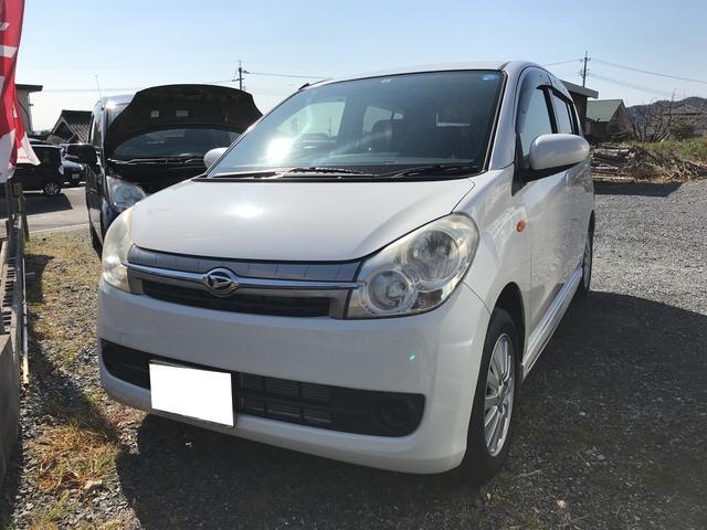 ダイハツ X 軽自動車 パールホワイトIII CVT AC AW