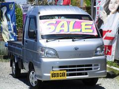 ハイゼットトラックジャンボ 4WD フル装備 12インチアルミ