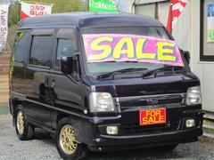 ディアスワゴンスーパーチャージャー 4WD 1セグTV付ナビ キーレス