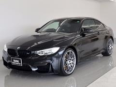 BMWM4クーペコンペティション専用軽量黒革シート HUD20AW