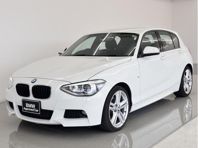 BMW 116iMスポーツ パーキングSP HDDナビ OP18AW