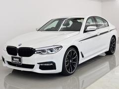 BMW523dMスポ デビューP 黒革 Mパフォ仕様 OP20AW