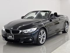 BMW435iカブリオレMスポ 黒革 LED HUD 19AW