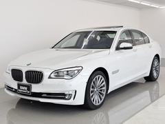 BMWアクティブハイブリッド7 エグゼクティブSR 黒革 19AW