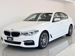 BMW523d Mスポーツ 黒革 デビューパッケージ 19AW