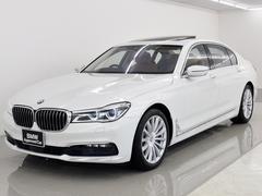 BMW750Li本革 SLサンルーフ FRコンフォ リモートP