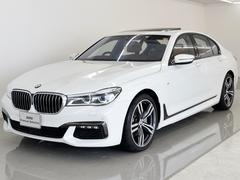 BMW740iMスポーツSR本革 リモートP OP20AW
