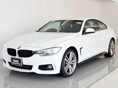 BMW435iクーペMスポーツ 黒革 LEDヘッド Mパフォサイド
