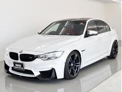 BMWM3本革 Mパフォエアロ パーキングサポートP OP19AW