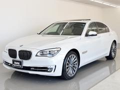 BMWアクティブハイブリッド7 SR本革 コンフォシート HUD
