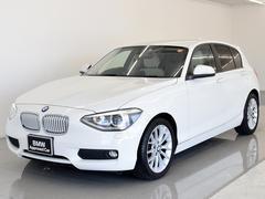 BMW116i ファッショニスタ 本革 限定車 Pサポートpkg