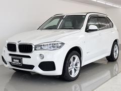 BMW X5xDrive35d Mスポーツ セレクト SR 本革 LED