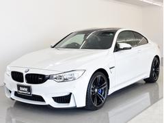 BMWM4クーペ 黒革 LEDヘッドライト OP19AW
