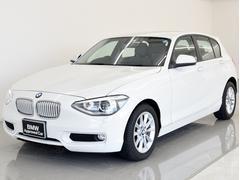 BMW116i スタイル パーキングサポートP 純正HDDナビ