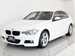 BMW320d Mスポーツ 純正HDDナビ Dアシ 18AW