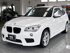 BMW X1sDrive 20i Mスポーツ 純正ナビP パーキングP