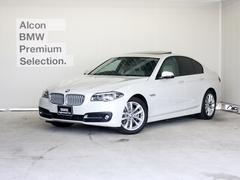 BMW523iグレースライン サンルーフ本革LED 専用18AW