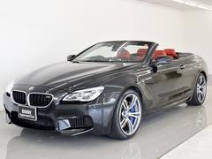 BMW M6カブリオレ 後期 赤革 HUD hkスピーカー OP20AW