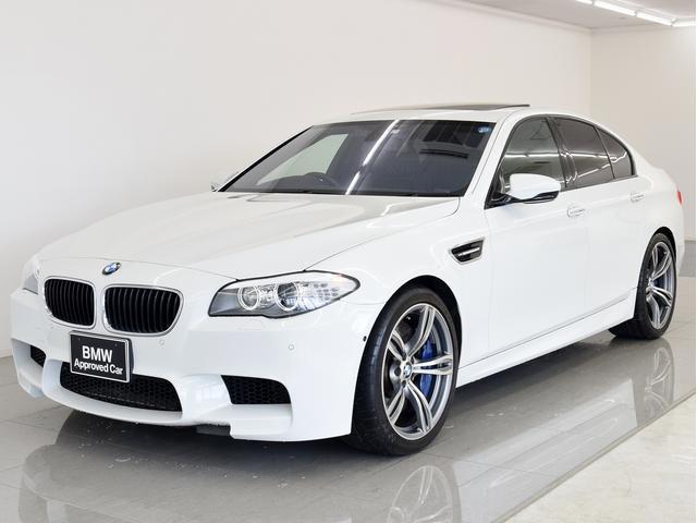 BMW M5 SR リアシートヒート トップビュー OP20AW