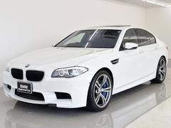 BMWM5 SR リアシートヒート トップビュー OP20AW