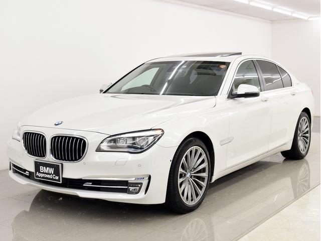 BMW アクティブハイブリッド7 コンフォート SR 黒革 19AW