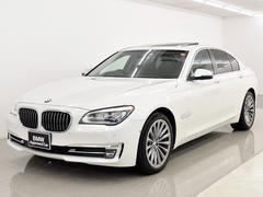 BMWアクティブハイブリッド7 コンフォート SR 黒革 19AW