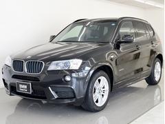 BMW X3xDrive 20d コンフォートアクセス 純正HDDナビ