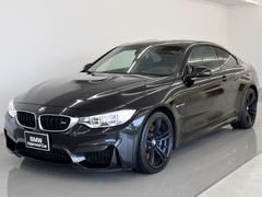 BMWM4クーペ6MT黒革トップサイドカメラPアシストOP19AW