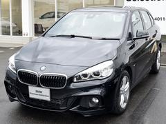 BMW218iATMスポーツ弊社デモカー LEDヘッド Dアシスト