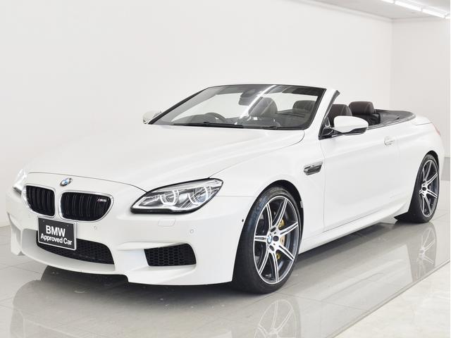 M6クーペ(BMW)カブリオレ コンペティション・パッケージ装着車 中古車画像