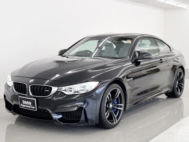 BMW M4クーペ 本革 アダプティブMサス LED OP19AW