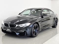 BMW M4M4クーペ 本革 左H 6速MT HUD OP19AW