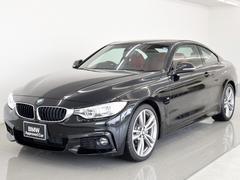 BMW435iクーペMスポ 赤革 LED HUD ACC 19AW