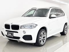 BMW X5x35d Mスポ SR 黒革 セレクト LED OP20AW