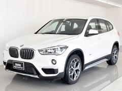 BMW X1x25ixライン ハーフ革電動シート ACC オートトランク
