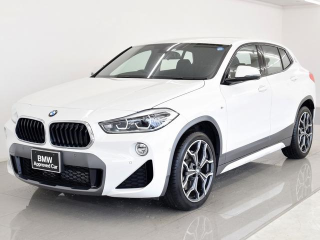 BMW xDrive20iMスポーツX 弊社デモカーAトランクLED