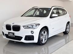 BMW X1s18iMスポ コンフォートP Pアシスト LED 18AW