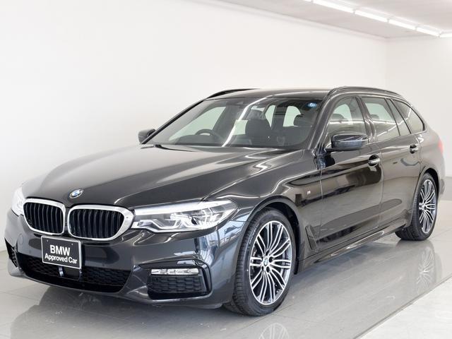 BMW 523iTMスポイノベーションPリモートP登録済未使用車