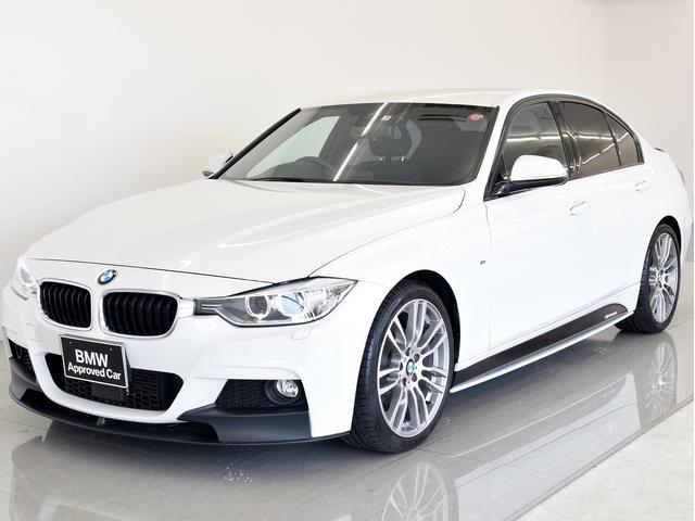 BMW 320iMスポ ACC Mパフォーマンスエアロ OP19AW